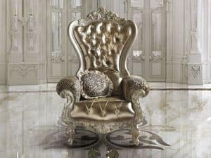Bild von B/140/2 The Throne, eleganter sessel