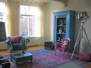 Baby Rosa Sessel, Sessel für kleine Mädchen, gepolstert mit rosa Stoff