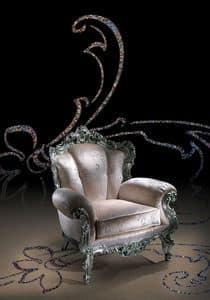 Conversation 105, Polster klassischen Luxus-Sessel