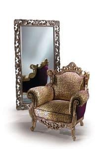 Conversation 106, Polster klassischen Luxus-Sessel