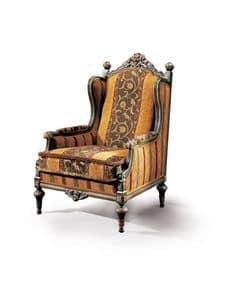 Conversation 66, Sessel gepolstert, für luxuriöse Lounges