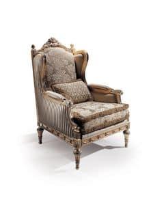 Conversation 96, Sessel mit gepolstertem Sitz und Rücken