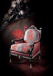 Conversation 97, Gepolsterte Sessel für klassischen Luxus-Umgebungen