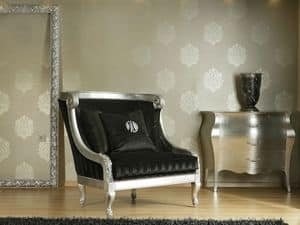 Bild von DAFNE Sessel 8546L, sessel im klassischen stil