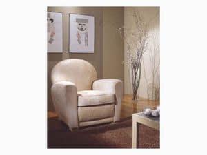Geo, Luxus Sessel Wohnzimmermöbel