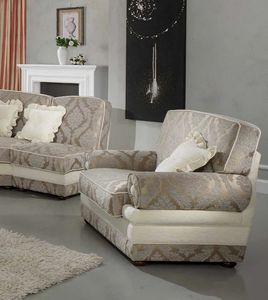 LIENZ Sessel, Klassischer Luxus-Sessel