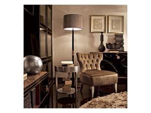 Bild von Luxury Cubica Armchair, sessel im klassischen stil