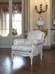 Silvia Sessel, Sessel im Louis XV-Stil