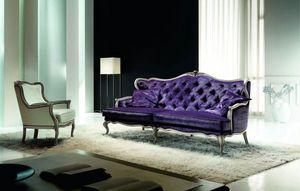 Avalon, Klassisches Sofa, voller Glamour