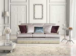 Carisma, Klassisches Sofa mit 3 Sitzen