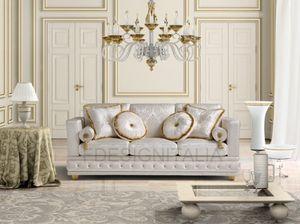 Dalì, Luxus Stoff Sofa