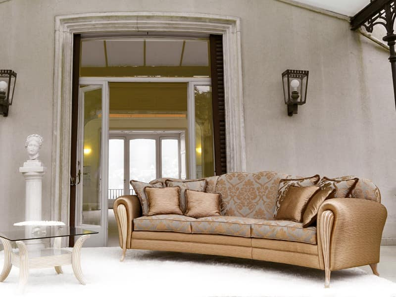 luxus sofa decap armlehnen f r hall hotel idfdesign. Black Bedroom Furniture Sets. Home Design Ideas
