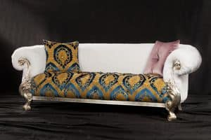 Queen Damasco, Luxus-Sofa, revisited barocken Stil