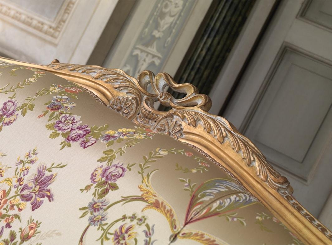 Veronica Sofa, Knöpft Sofas, für Luxus klassische Zimmer sitzen