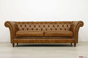 Winchester Sofa, Antikes Sofa der Weinleseart