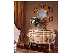 3295 MIRROR, Klassischen Luxus Frisiertisch, für Ein- und Wohnräume