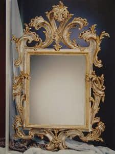 Art. 102, Traditioneller Spiegel für zu Hause, Stil '800 Französisch