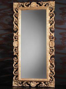 Art. 19560, Klassischer Luxus geschnitzter hölzerner Spiegel