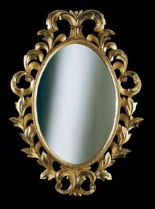 Art. 20218, Ovaler Spiegel im klassischen Stil
