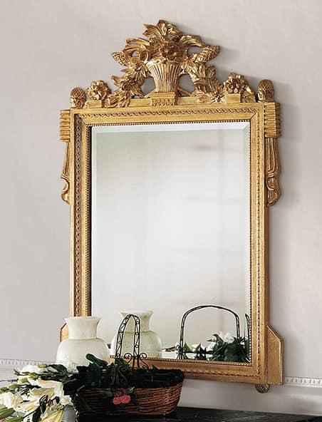 Klassische Spiegel klassischer spiegel mit schnitzereien idfdesign