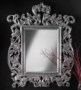 Art. 20885, Geschnitzter Spiegel