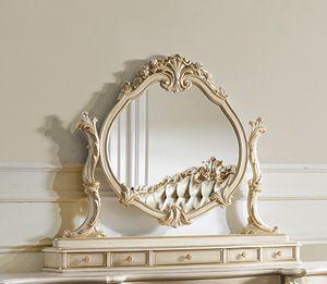 ART. 2859L, Klassischer Spiegel mit Schubladen