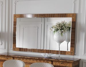 ART. 2931, Klassischer rechteckiger Spiegel