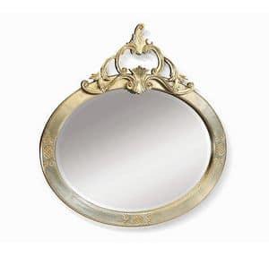 Art. 712, Ovaler Spiegel ideal für Restaurants und Hotels