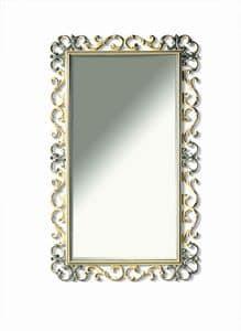 Art. 771, Rechteckiger Spiegel, ideal für Restaurants und Villen