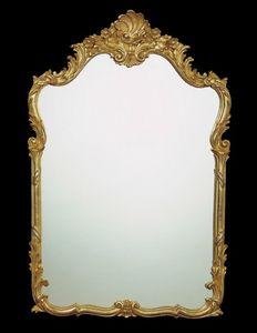 Art. 8020, Geschnitzter Spiegel für klassische Möbel