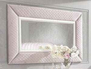 QUEEN Spiegel 1, Rechteckiger Spiegel für das Schlafzimmer
