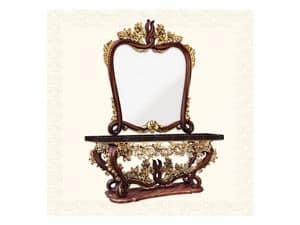 Wall Mirror art. 161, Spiegel mit Rahmen, 600 Stil