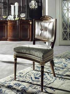 klassischer stuhl f r esszimmer idfdesign. Black Bedroom Furniture Sets. Home Design Ideas