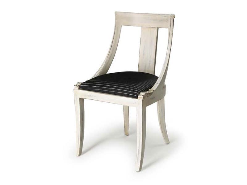 klassischer stuhl f r wohnr ume und restaurants idfdesign. Black Bedroom Furniture Sets. Home Design Ideas