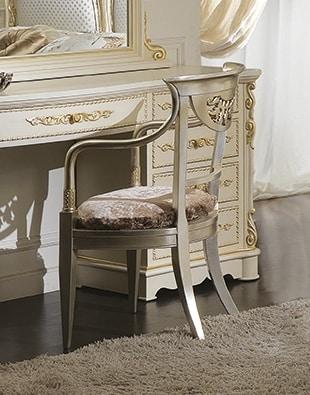 Klassischer Stuhl für Schlafzimmer | IDFdesign