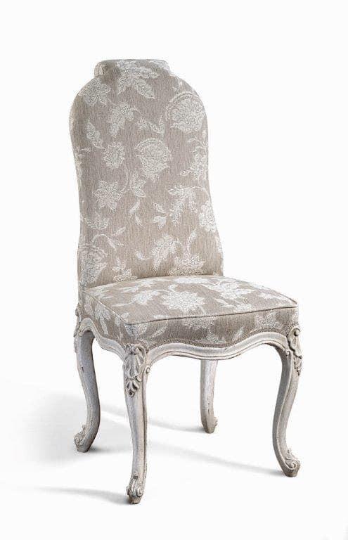 klassischer stuhl mit hoher r ckenlehne f r den objektbereich idfdesign. Black Bedroom Furniture Sets. Home Design Ideas