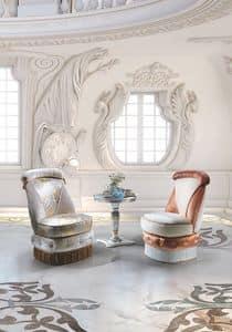 Lisa C/366/3, Klassischer Sessel