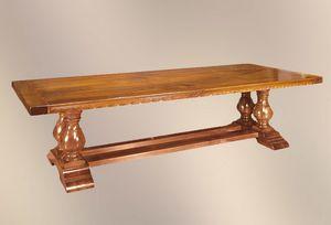192, Tisch mit wertvollen Materialien, mit Rosenholz-Inlay