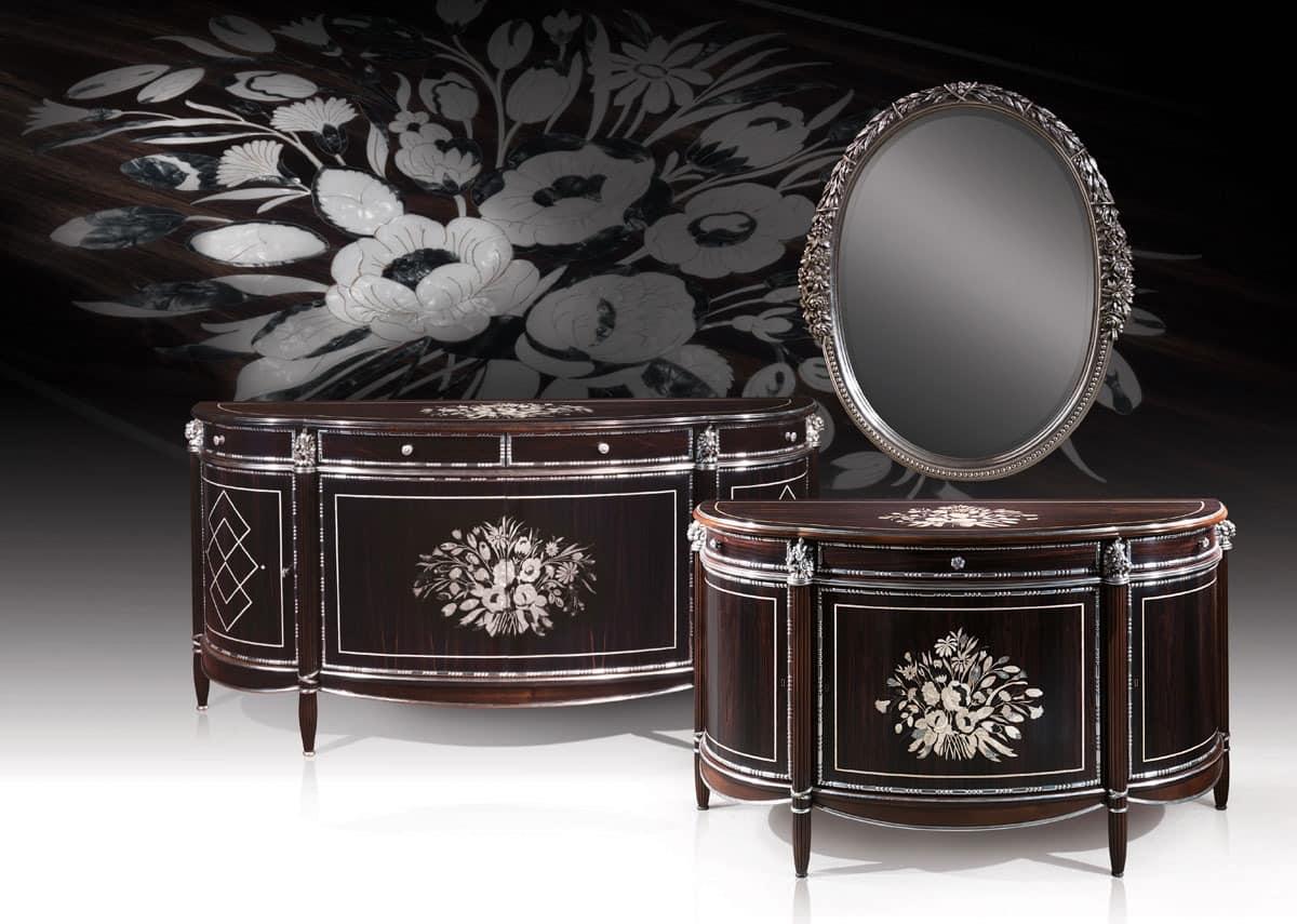 luxus wohnzimmer tische: index Tische Tische klassische Stil Luxus und klassisch quadratisch