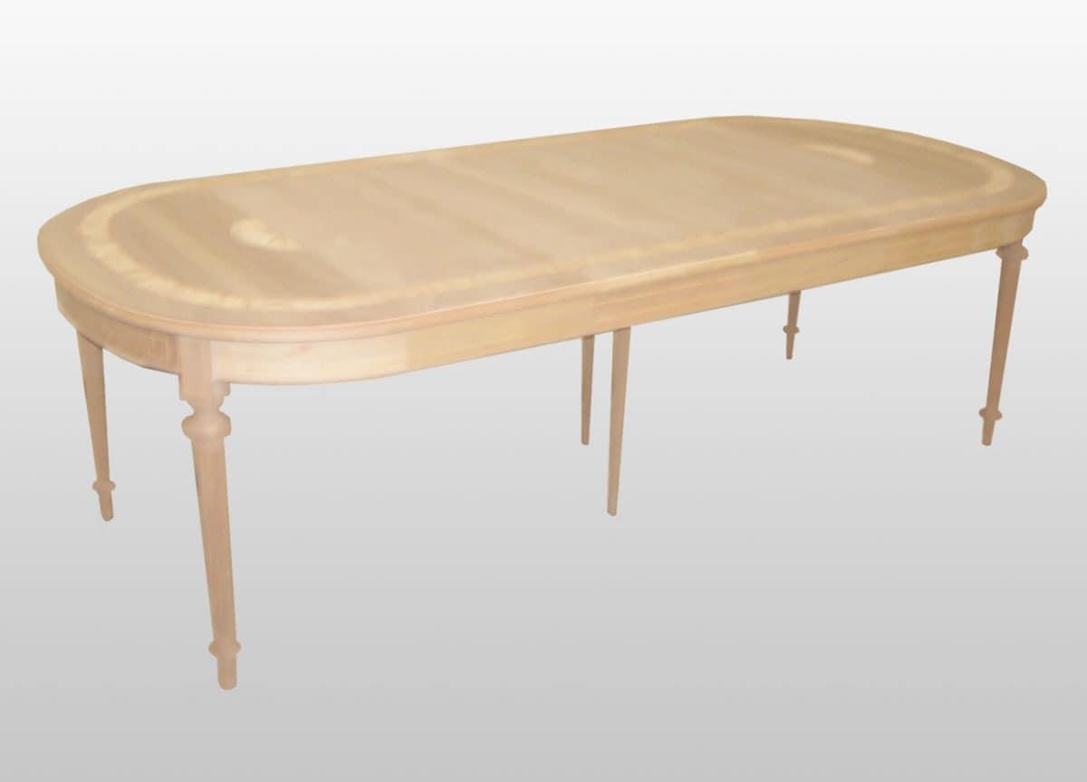 Ovalen tisch mit verl ngerungen klassischen luxus idfdesign Sofa minotti preise
