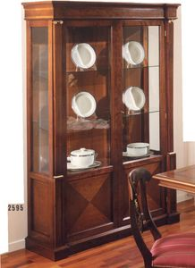 2595 Vitrine, Empire-Stil-Schaufenster