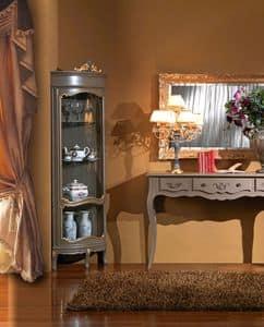 3610 ECKSCHRANK L.XV, Eckschrank für Hotels und Esszimmer geeignet