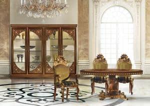 Hermitage MB/145/2, Esstisch im klassischen Stil