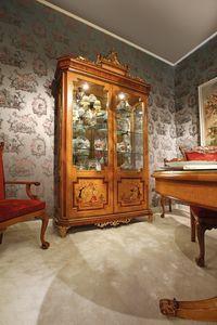 Schaukasten 1306, Luxusschaufenster im chinesischen Stil