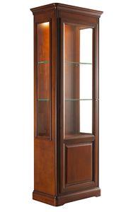 Villa Cinquanta Schaufenster 7577, Schaukasten im klassischen Stil