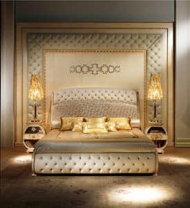 BOIS04, Luxury klassischen boiserie, getuftet, Reliefdekor