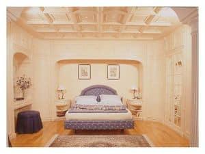 Bild von Boiserie Bedroom 2, luxus klassische holzarbeiten