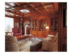 Bild von Boiserie Cambridge, geeignet f�r hotel