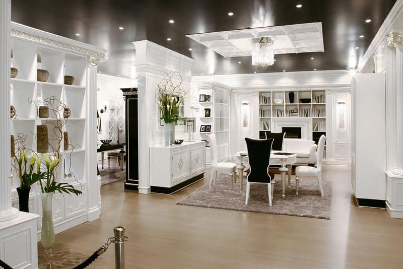 Dekorative vert felung gestaltet f r wohnzimmer modular for Sale da pranzo moderne 12
