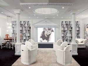 Bild von Boiserie Home Theatre, geeignet f�r wohnraum